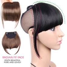 6″ Clip In Bang Hair Extensions (10 Colors)