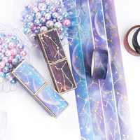 4 Rolls/Pack Tape Diy Sticker Printed Washi Paper Tape Decorative For Arts And DIY Crafts Gift Wrapping Scrapbooking Planners