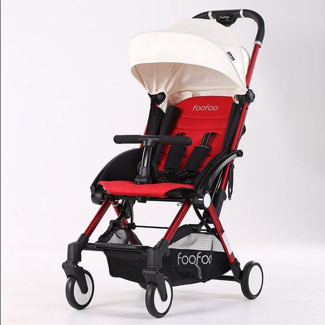 Carrinho de bebê de alta paisagem deitado altíssima qualidade portátil à prova de choque portátil e dobrável crianças carrinho de bebê strolle VOTC-5