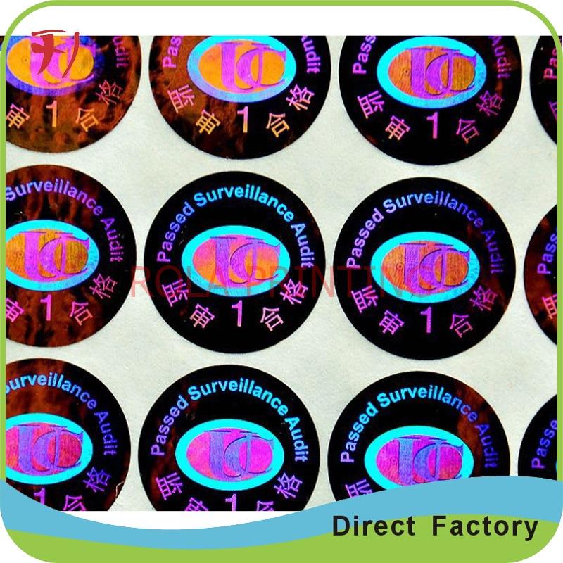 Заказной Печати Пользовательские Формы Наклейки, Бумажные Этикетки С Логотипом, Бренд Стикер с Хорошим Качеством