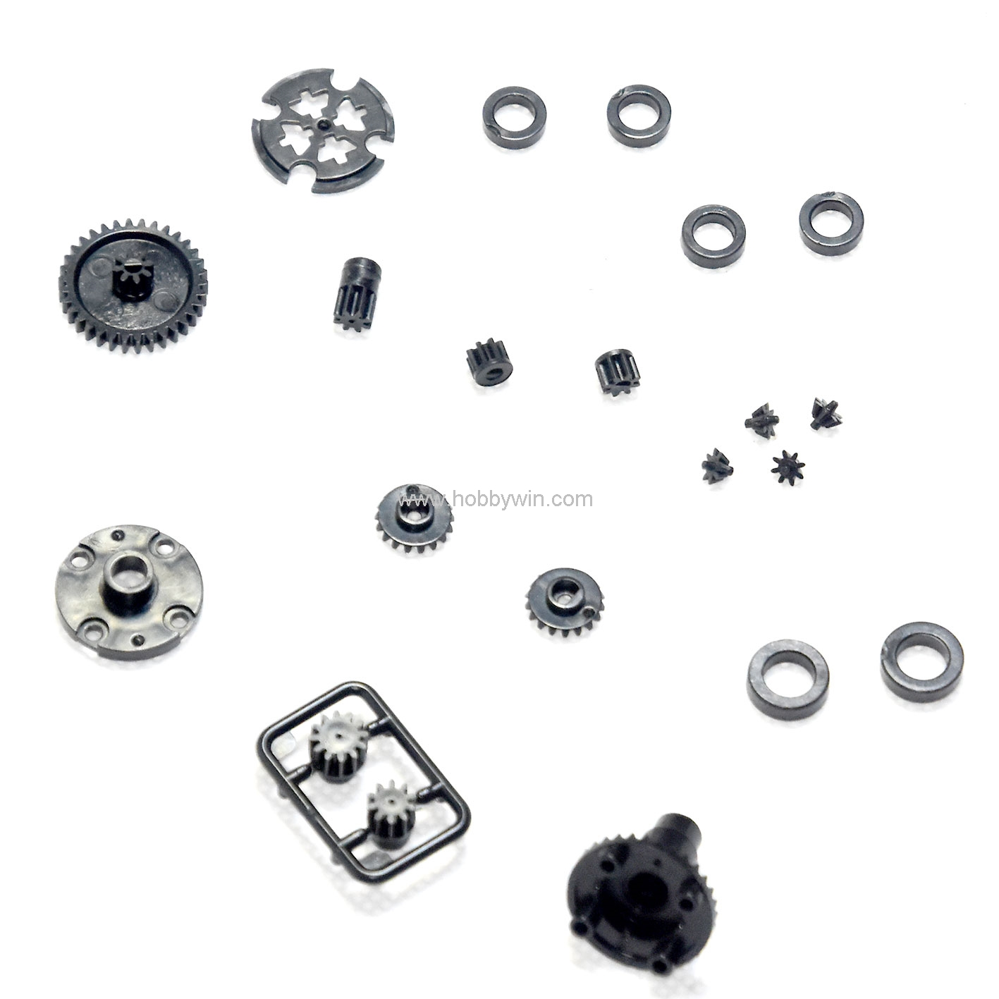 Hbx Part Gears Bushes For Haiboxing 1 24 Rc Model