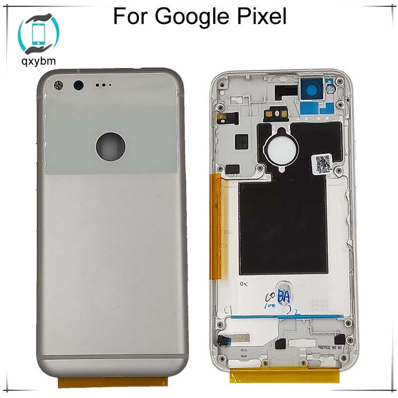 Collectibles Pontiac Binyeae 6.0metal Battery Cover For Google Pixel 2xl Rear Housing Back Case Door With Camera Lens+side Keys+repair Tools