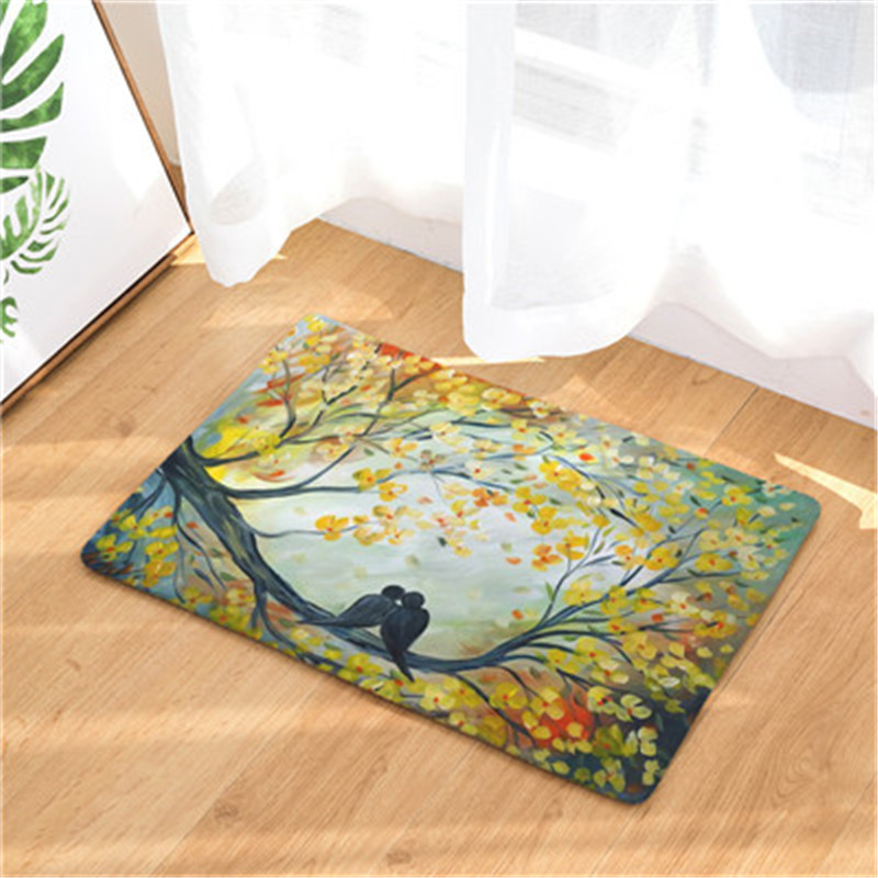 Eloquent image with printable floor mats