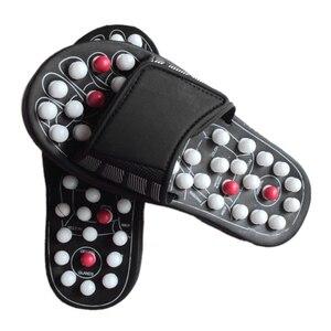 New Arrival Shoe Sandal Reflex Massage Slippers Acupuncture Foot Healthy Massager Shoe Bath