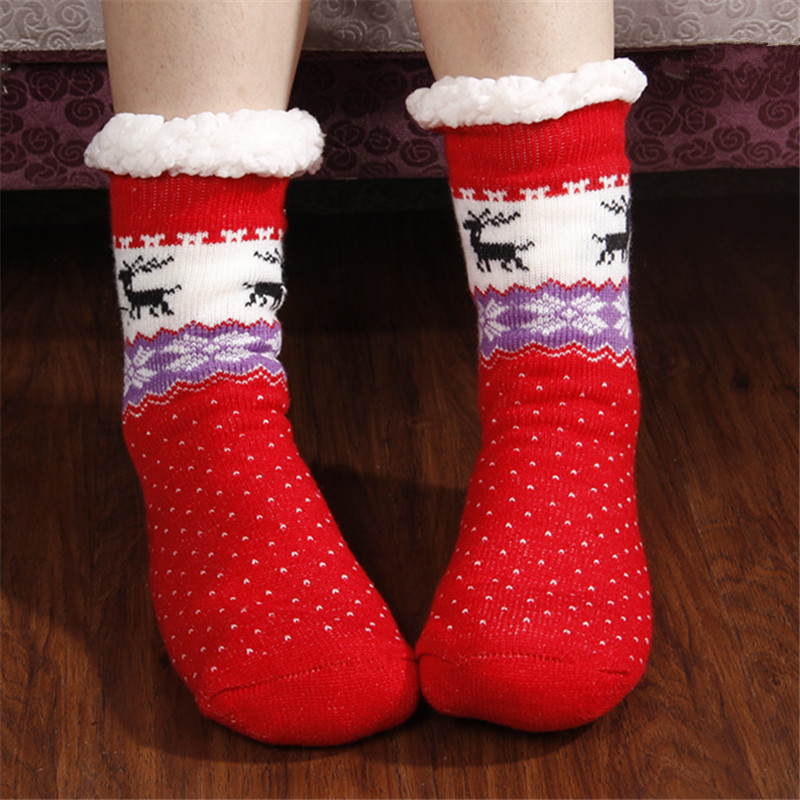 New Indoor Home Slippers Flannel Slippers Plush Home Slippers Couples Wooden Floor Slippers For Women Shoes woman