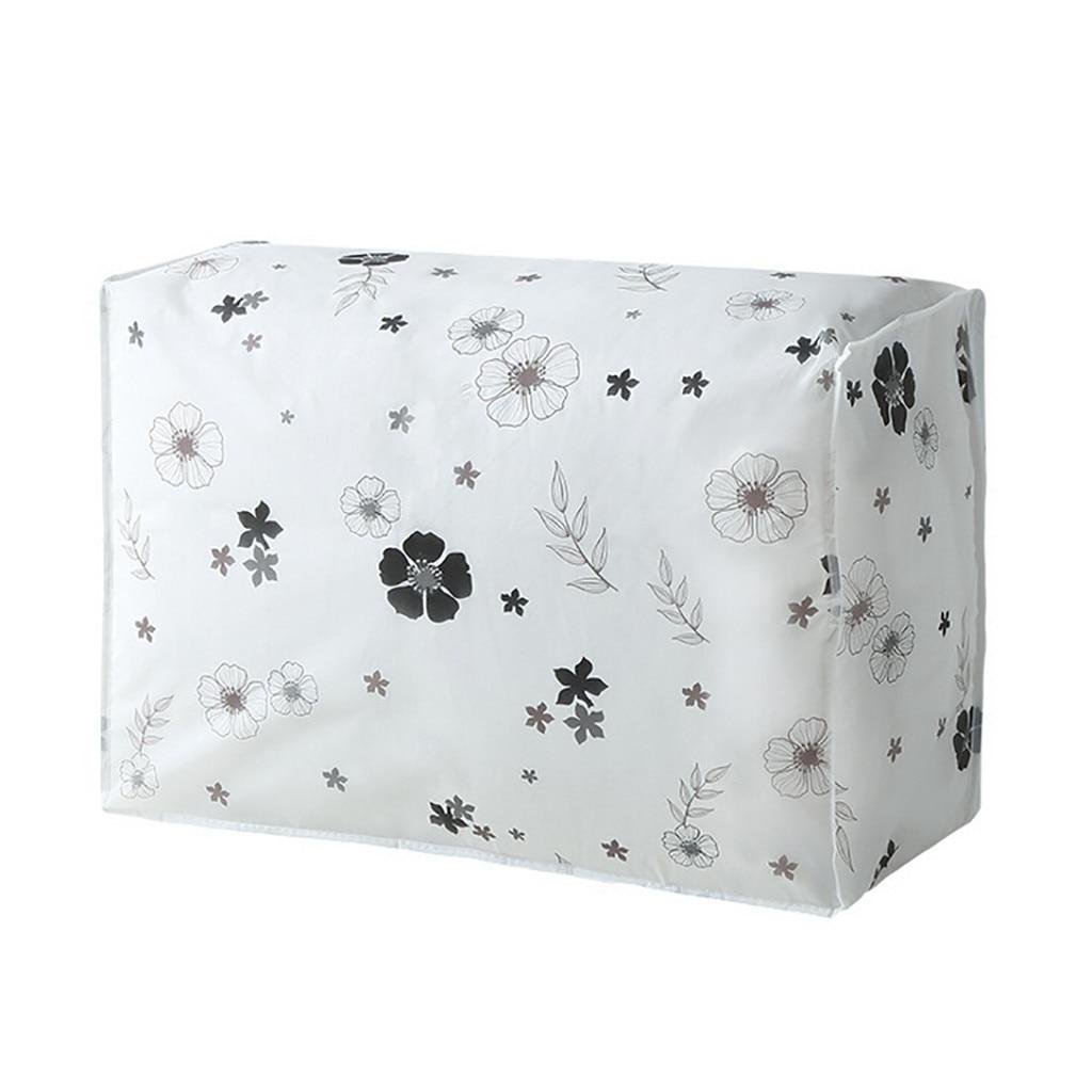 Популярная Портативная сумка для хранения одежды, водонепроницаемая сумка-Органайзер, складной органайзер для шкафа для подушки, одеяло, одеяло, сумка-Органайзер - Цвет: B