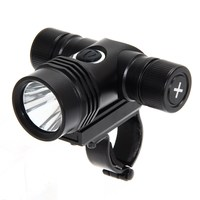 WasaFire Mountain Road Bicycle Front Light Super Bright Waterproof 3 Modes XM L U2Head Light Lamp