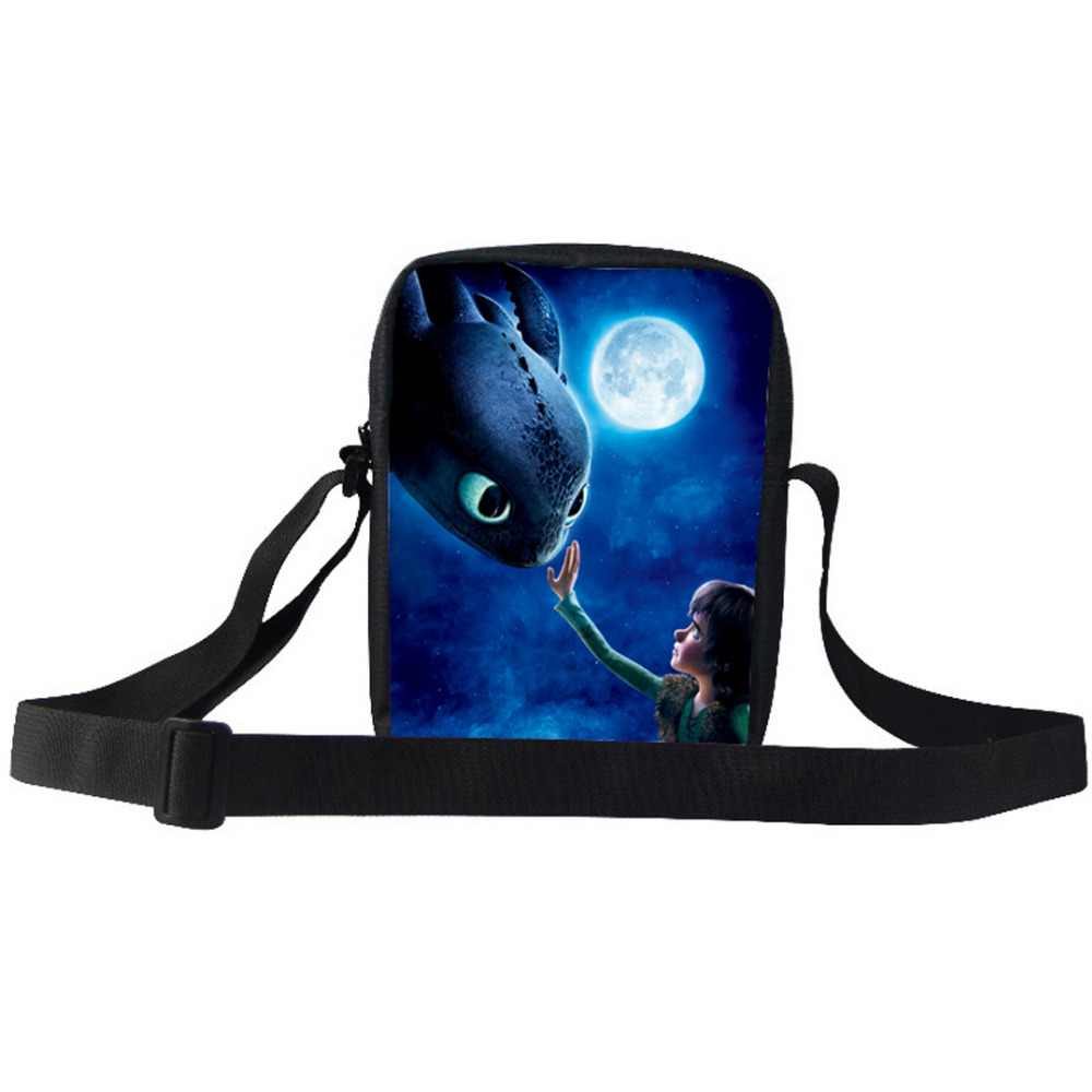 2015 Hot Children Shoulder Bag Boy Girls Mini Cartoon Messenger Bag How to  Train Your Dragon Shoulder Bag For Kids Messenger Bag