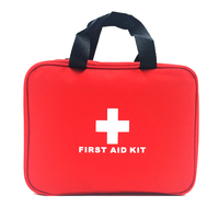 Survival Empty First Aid Kit For Cars Medical Bag Camping First Aid Pouch Travel Bag