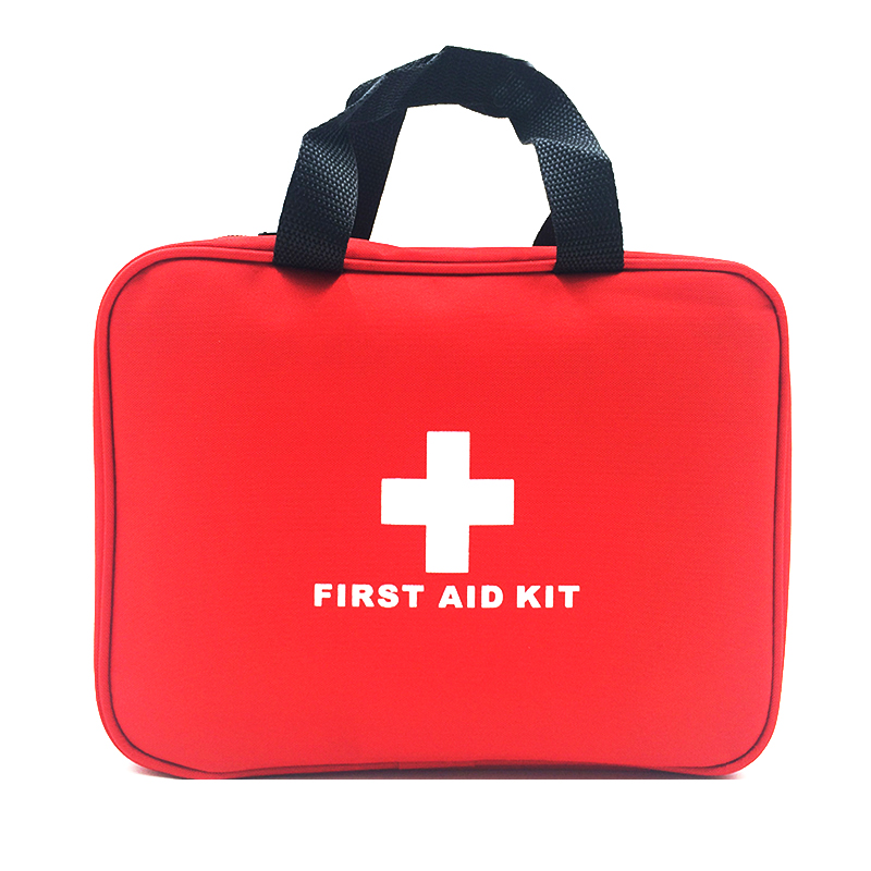 Survival Empty First Aid Kit  For Cars Medical Bag Camping First Aid  Pouch Travel Bag empty bag for travel medical kit outdoor emergency kit home first aid kit treatment pack camping mini survival bag