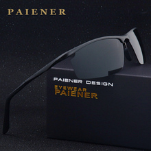 Aluminum Magnesium Men's Sun Glasses Polarized Sports Driving Sun Glasses oculos Male Eyewear Sunglasses For Men women
