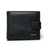Genuine Leather Wallet Men Multifunctional Small Wallet Male Fashion Men Wallets Luxury Brand Men Wallet Coin