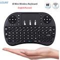 Raspberry Pi 3 Keyboard with Touchpad Mouse i8 Mini 2.4G Wireless Mini Keyboard For Orange Pi PC Android TV Raspberry Pi 3 / 3B