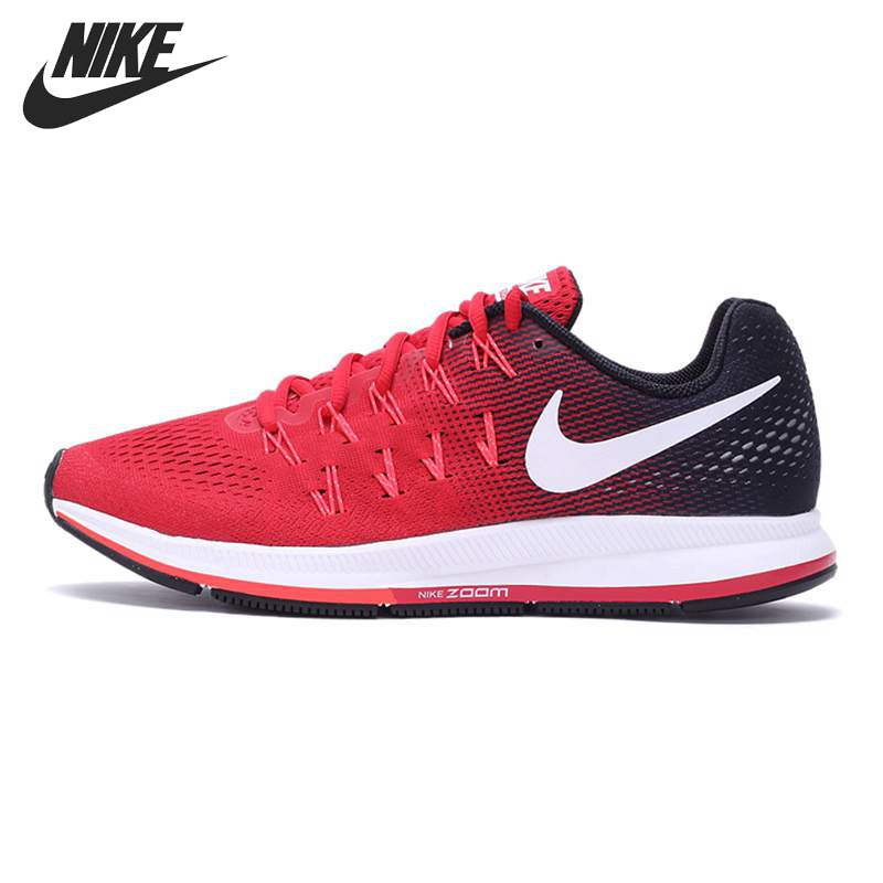 Original   NIKE AIR ZOOM PEGASUS 33  Men's Running Shoes Sneakers original new arrival nike w nike air pegasus women s running shoes sneakers
