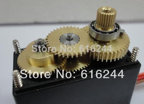 2pcs/lot Servo 360 Degree Continuous Rotation 360 Servo MG995 Metal Gear Arduino Servo Digital Servo High Torque For Robot DIY
