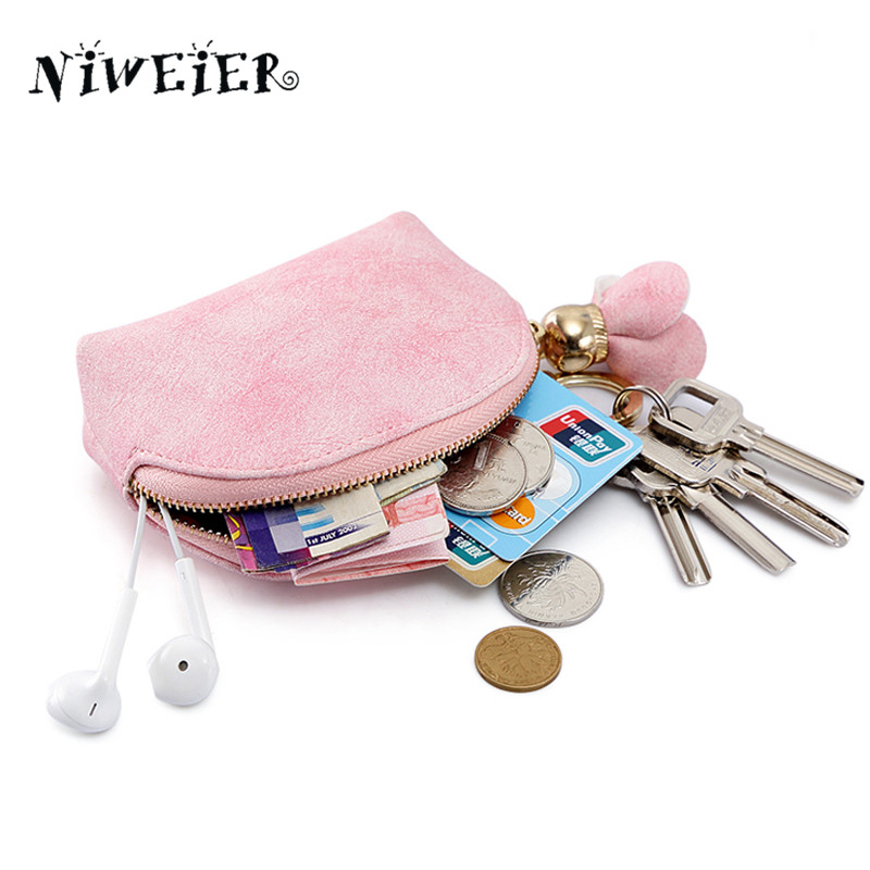 2017 Newest Brand Unique Flowers Coin Purse Fresh Delicate Cute Women Lady Girl Teenager Kid Mini Wallet With Key Chain Clutch