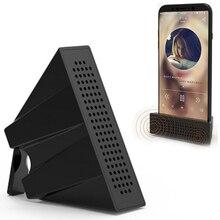 Портативный мобильный телефон Громкий динамик подставка для колонки звуковой Кронштейн усилителя Настольный складной кронштейн громкий динамик с упаковкой