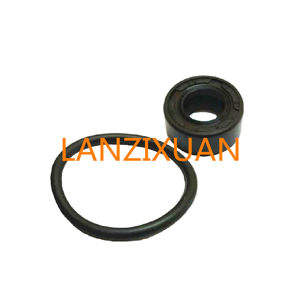 Hangkai Outboard 4 Stroke 4.0 HP Outboard Motor, Boat Motor Marine Engine Parts Gear Case Cover Oil Seal Boat Engine Outboard