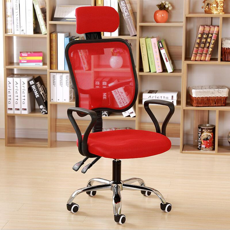 Ergonomic Executive Office Chair Swivel Computer Chair Lifting - Furniture - Photo 3