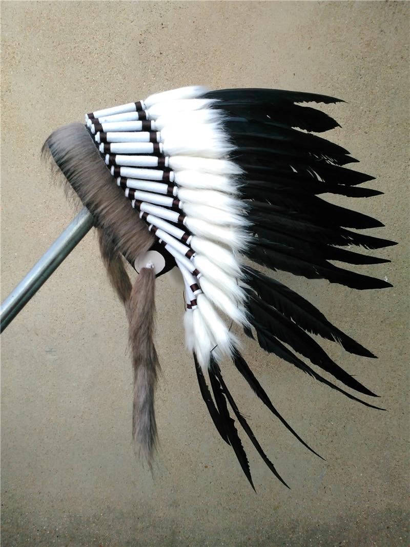 Черный головной убор из перьев ручной работы головной убор с пером вечерние поставки