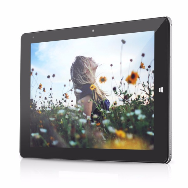 Chuwi HiBook Pro 10.1″ Windows 10 & Android 5.1 Dual Boot Intel Z8300 2560*1600 4GB /64GB Quad Core 64bit OGS Screen Tablet PC