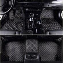 Пользовательские автомобиль коврик для BMW F10 F11 F15 F16 F20 F25 F30 F34 E60 E70 E90 1 3 4 5 7 GT X1 X3 X4 X5 X6 Z4 автомобиль-Стайлинг авто стикер