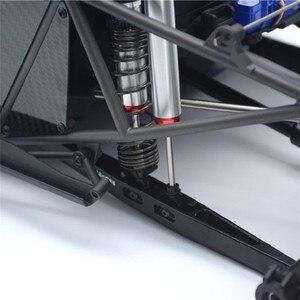 Image 3 - Amortyzator ze stopu aluminium amortyzator pod pokrywą zestaw zapobiegający wyciekom oleju do 1/7 Traxxas UDR V3 wersja RC akcesoria samochodowe