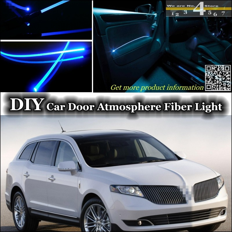 Lincoln Mkt Colors: For Lincoln MKT Town Car Livery Hearse Interior Ambient