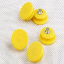 10pcs Teeth Nail for Ice Snow Outdoor Anti-slip Shoe Grippers Cleats Spikes Glace Replacement(China)