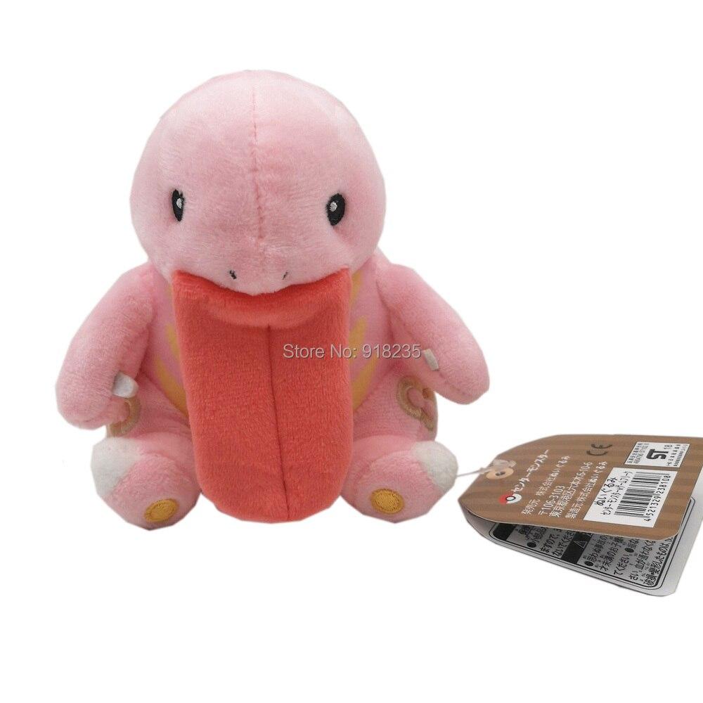 10 Lot Lickitung 12CM For Cartoon Dolls Kids Plush Doll Stuffed Toys