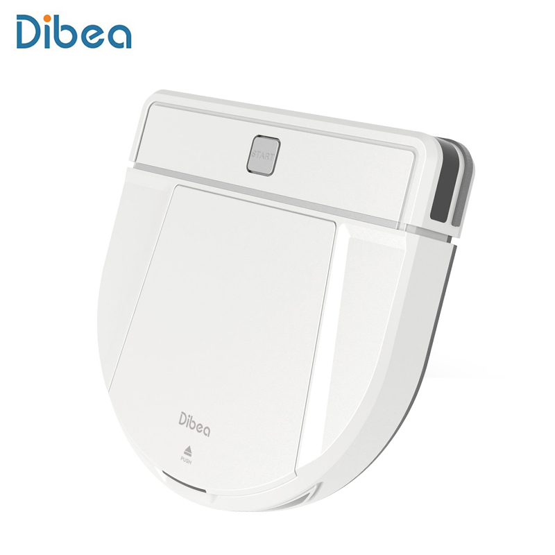 Dibea D850 Vacuum Cleaner Robot Household Smart Vacuum Robot Cleaner Powerful Suction Wireless Home Cleaning Machine все цены