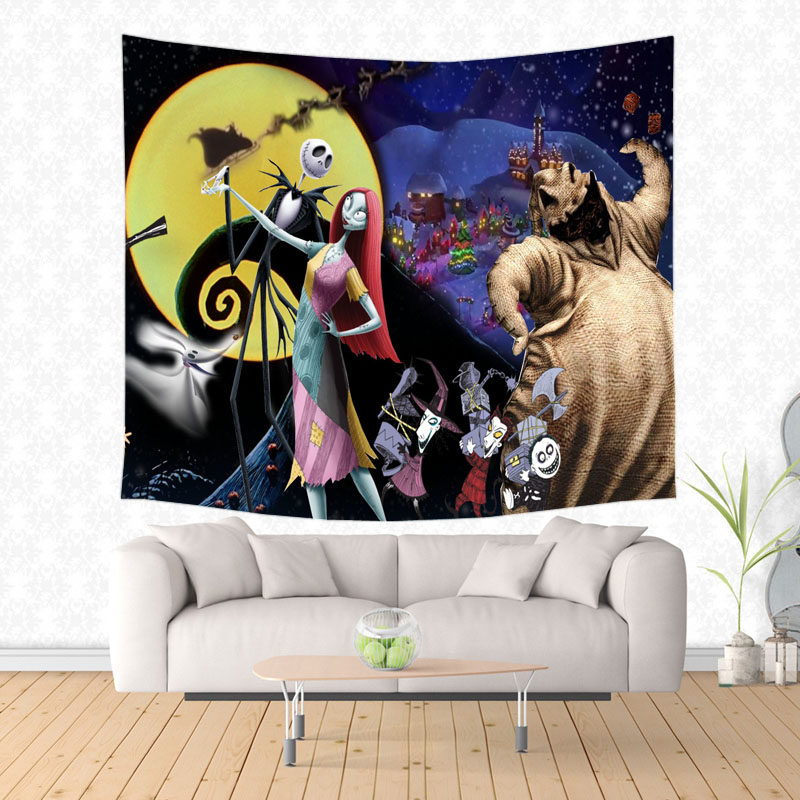 Best Deal Drop Shipping The Nightmare Before Christmas Wall