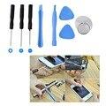8 em 1 repair pry kit de abertura tools kit conjunto de ferramentas chave de fenda pentalobe para iphone 5 5s 6 6 plus