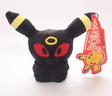 Pikachu toy soft plush doll stuffed animal 12cm 5″ Umbreon Eevee Plush Toys For Children's Gift