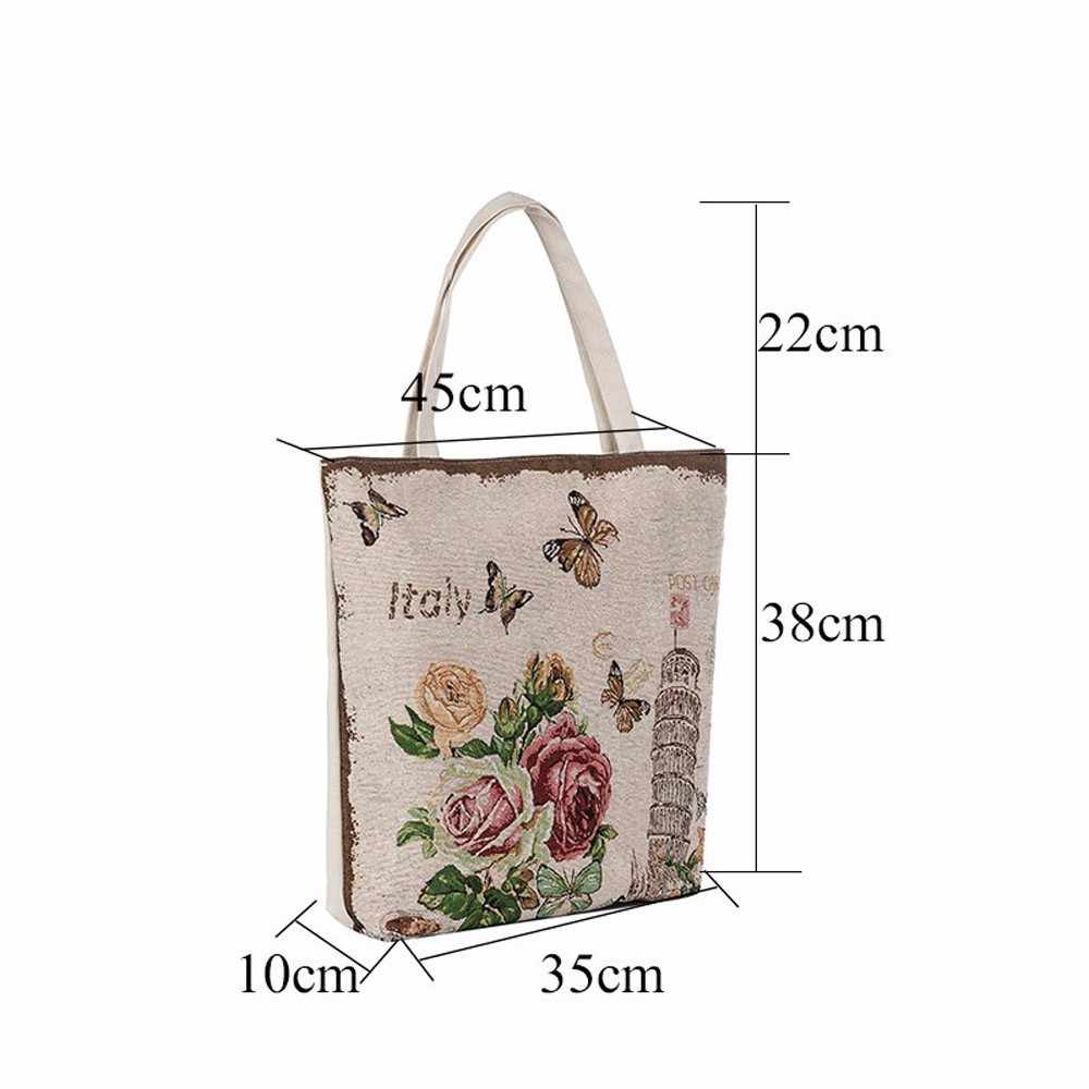 7c6624c1d ... Aelicy High Quality Canvas Women Bag Handbag Casual Large Capacity  Female Totes Bolsas Vintage Solid Woman ...
