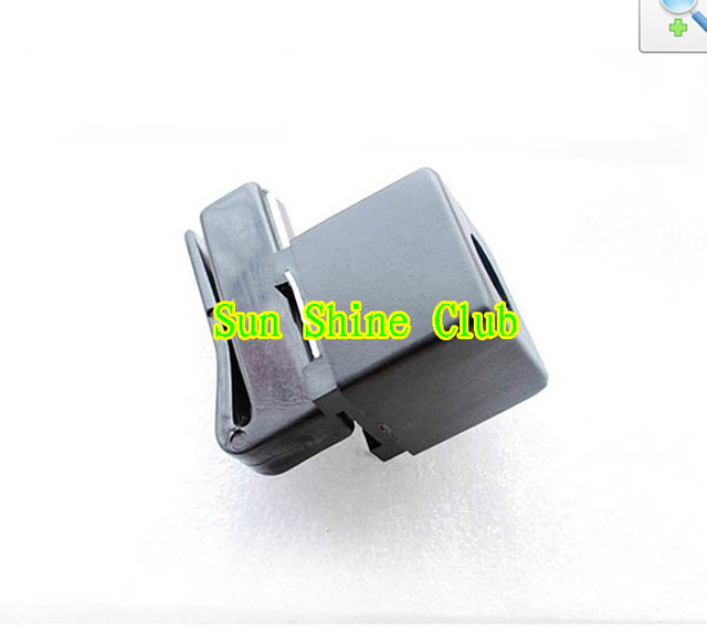 Free shipping 10pcs/lot Billiards & Snooker plastic magnet chalk holder/hot sales billiard accessories