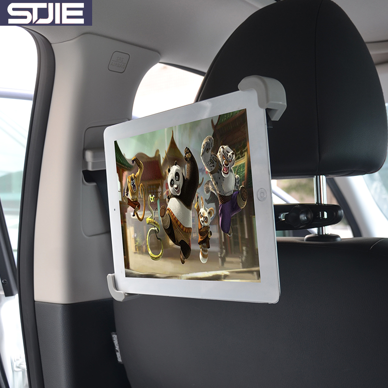 Cobao universal tablet car holder backseat headrest plastic tablet mount 9 9.5 9.7 10 11 inch stand for ipad air