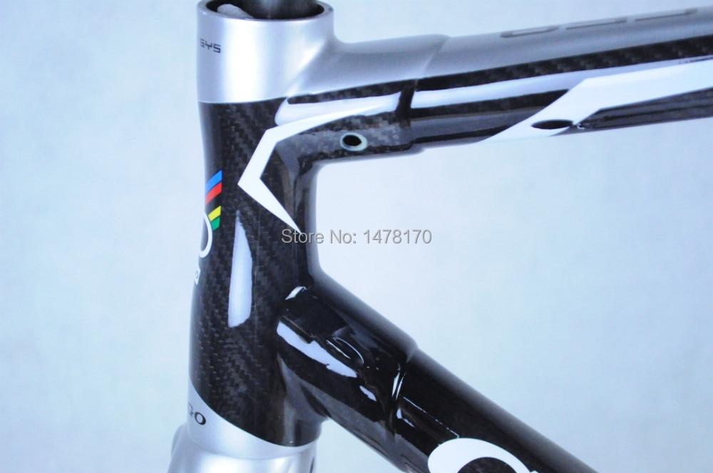 nuevo modelo colnago c59 mate carbono ciclocross marco bicicleta de ...