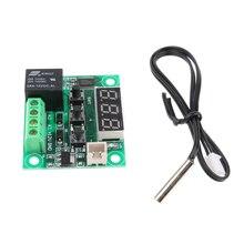 50-110 °C W1209 цифровой Прохладный тепла температура Термостат для контроля температуры вкл/выкл переключатель Сенсор модуль Панель доска 12V