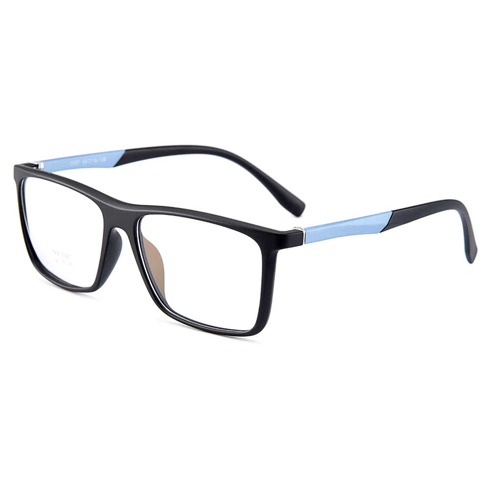 Gmei оптический стильный: ультралегкие TR90 прямоугольный полный обод оправы для очков для Для мужчин Для женщин близорукости дальнозоркости Oculos M5097