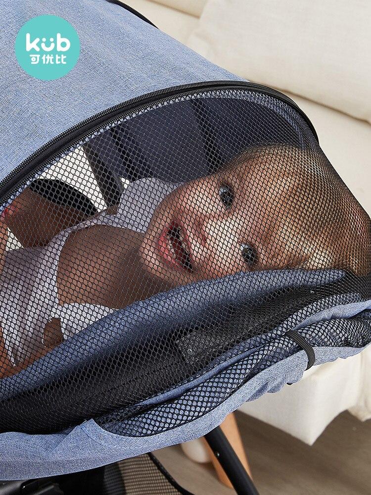sentar reclinável carrinho de bebê alta paisagem carrinho de bebê