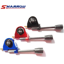 Sharrow 3 Colors Compound Bow String Stop Suppressor Accessory Hunting Shooting