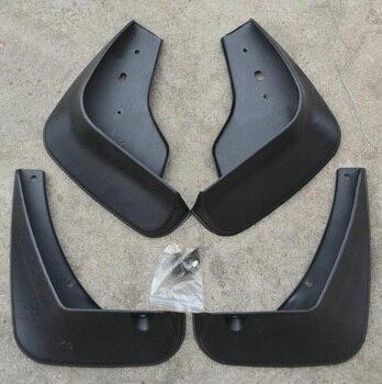 Per Toyota REIZ 2010-2014 Plastica materiale Mud Flaps Paraspruzzi parafanghi parafango 4 pz