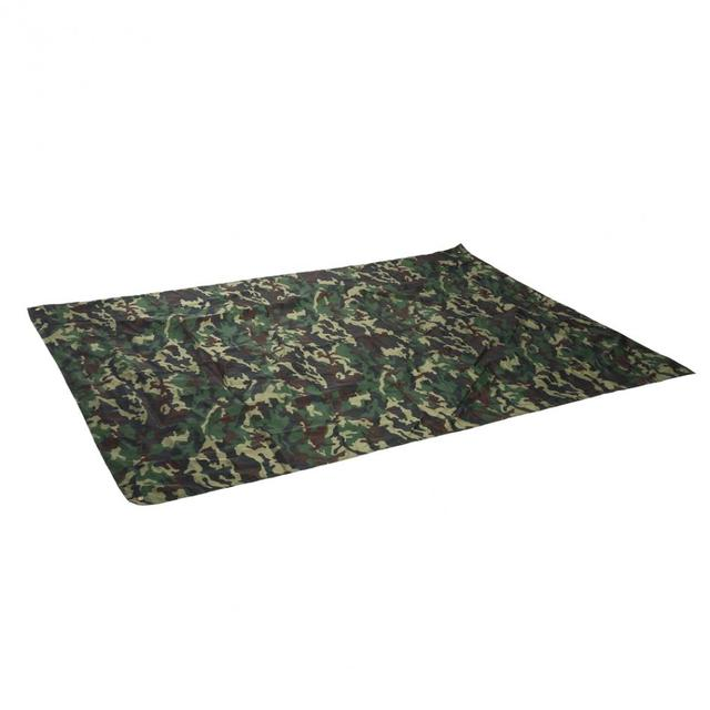 Outdoor camping tent sun shelter Simple Tent camping mat ground mat camouflage tent outdoor sun shade awning