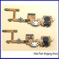 Tablero original micro conector dock cargador para lenovo yoga tablet 2 pro 1380f usb puerto de carga flex cable de reparación de piezas