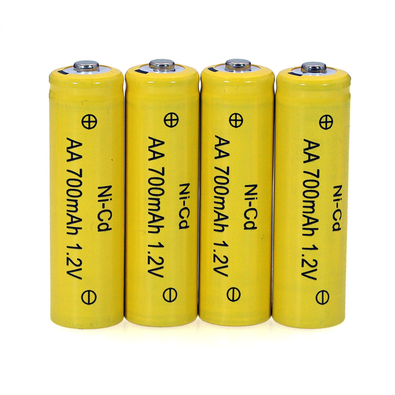 NI-CD <font><b>AA</b></font> <font><b>Batteries</b></font> <font><b>1.2v</b></font> Rechargeable <font><b>nicd</b></font> <font><b>Battery</b></font> <font><b>1.2V</b></font> Ni-Cd <font><b>aa</b></font> For Electric remote Control car Toy RC ues image