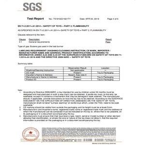 Image 5 - 2020 الإبداعية الاستخدام المزدوج لعبة طفل نفخ باتيد وسادة الطفل وسادة المياه البروستاتا وسادة المياه بات لعبة SGS شهادة