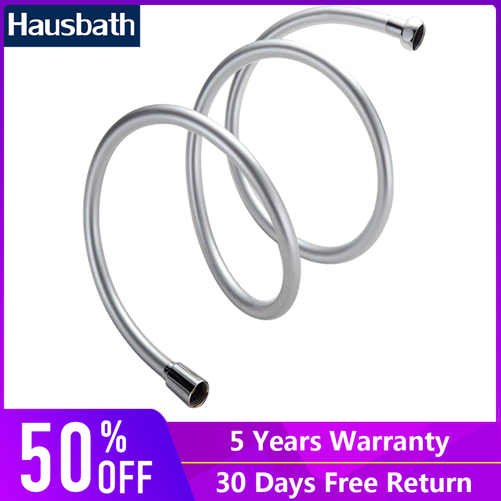 1.5M PVC Shower Hose High Quality Hand Shower Plumbing Flexible Hose Bathroom Accessories Water Pipe Hose purple pipe sloth polyester shower curtain bathroom high definition 3d printing water proof