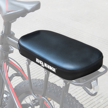 Drbike Shockproof MTB Road City Bike Back Seat Rear Saddle Cycling Cushion Child Bicycle Accessaries
