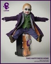 1/6 ölçekli almak mutluluk ev koleksiyon tam Set 15cm Lakor JOKER bebek 2.0 erkek Action Figure Doll modeli için fanlar Colelction Gi